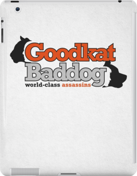 Goodkat & Baddog (Lucky Number Slevin) by Aguvagu