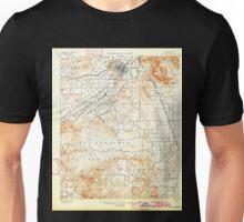 USGS TOPO Map California CA Riverside 298778 1901 62500 geo Unisex T-Shirt