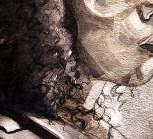 Sherlock: Sally Donovan Sticker