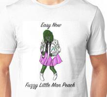 Easy Now Fuzzy Little Man Peach - Old Gregg Unisex T-Shirt