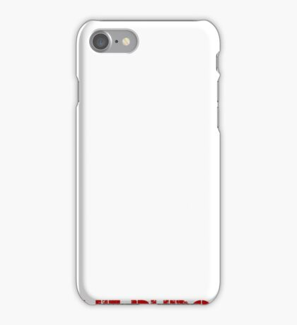 Elections iPhone Case/Skin