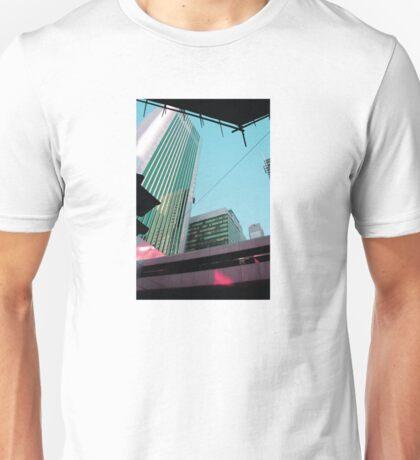 Hong Kong - Wing Lok Street Unisex T-Shirt