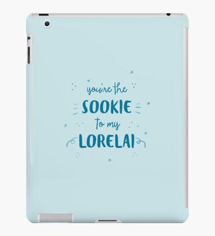 Sookie and Lorelai iPad Case/Skin