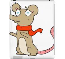 cartoon mouse iPad Case/Skin