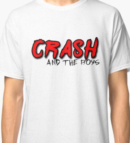 Crash and the boys Classic T-Shirt