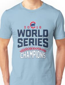 Chicago Cubs Champion World Series 2016 Unisex T-Shirt