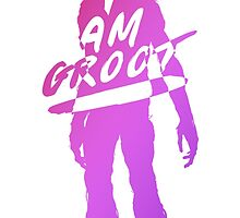 Groot - I AM GROOT! by Maxmanax