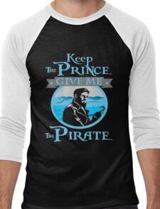 Captain Hook OUAT Shirt Men's Baseball ¾ T-Shirt