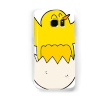 cartoon hatching egg Samsung Galaxy Case/Skin