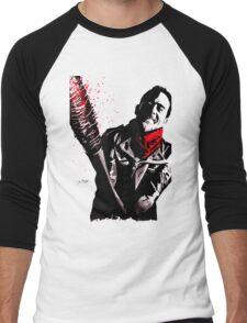Negan Men's Baseball ¾ T-Shirt