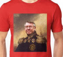 Sir Alex Ferguson. Master of Football Unisex T-Shirt