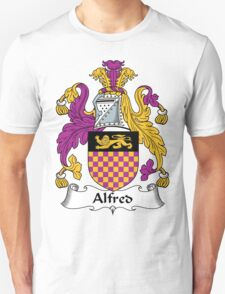 Alfred Coat of Arms (English) T-Shirt