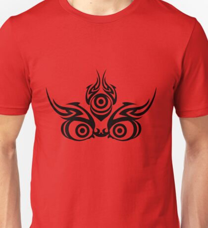Mahakala (clear colors) Unisex T-Shirt