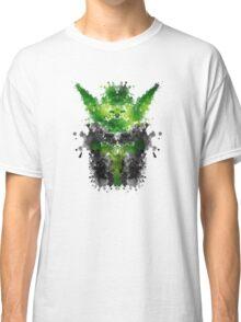 Rorschach Yoda Classic T-Shirt