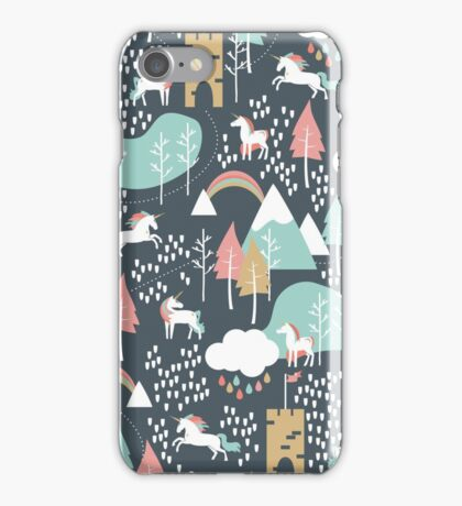 Unicorn Love iPhone Case/Skin