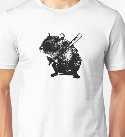 Angry mouse Unisex T-Shirt