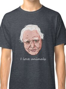 David Attenborough Classic T-Shirt