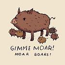 moar boars.  by louros