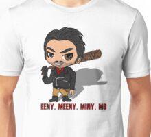 Eeny Meeny Miny Negan Unisex T-Shirt