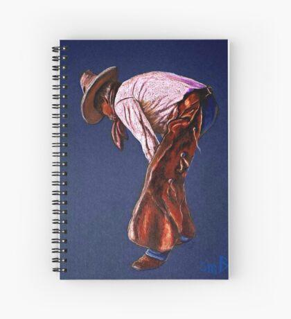 """I'm An Ole' Cowhand"" Spiral Notebook"