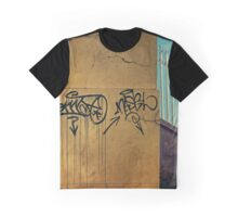 Drippy Tag Graphic T-Shirt