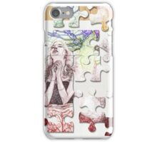 Puzzle of life iPhone Case/Skin