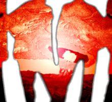 Ashtray Heart (Reprise) Sticker