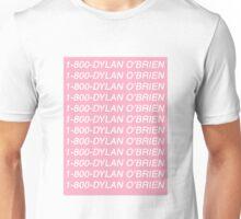 1-800-DYLAN O'BRIEN Unisex T-Shirt