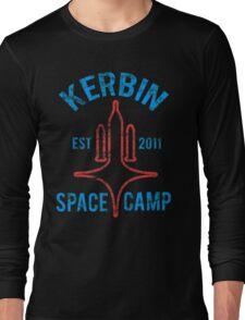 Kerbal Space Program - Kerbin Space Camp Long Sleeve T-Shirt