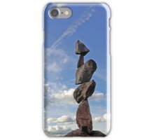 River Exe at Exmouth, Autumn 2016 iPhone Case/Skin