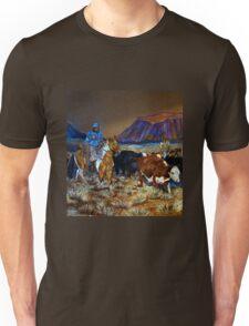 """Evening Roundup"" T-Shirt"