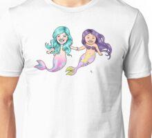 Mermaid Girls Unisex T-Shirt