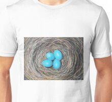 Robin's Eggs Unisex T-Shirt