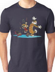 Calvin Hobbes T-Shirt Unisex T-Shirt