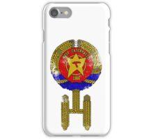 USSR Enterprise iPhone Case/Skin