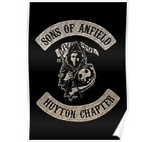 Sons of Anfield - Huyton Chapter Poster