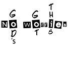 No Worries - God's Got This by Darlene Lankford Honeycutt