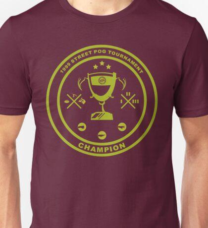 Pog tournament champion Unisex T-Shirt