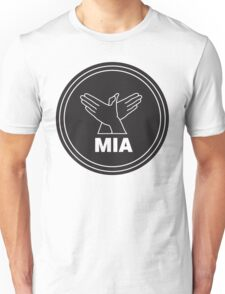 M.I.A. AIM MERCH - BIRD SONG Unisex T-Shirt