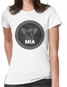 M.I.A. AIM MERCH - BIRD SONG Womens Fitted T-Shirt