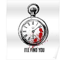 The Walking Dead - Glenn  Poster