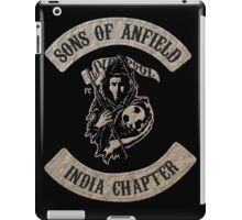 Sons of Anfield - India Chapter iPad Case/Skin