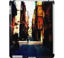 Down The Street iPad Case/Skin