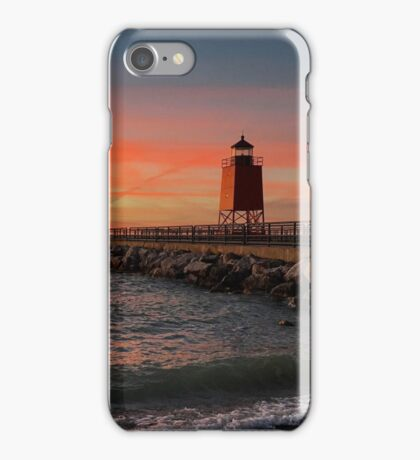 Charlevoix Sunset iPhone Case/Skin