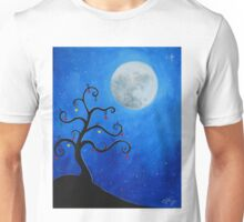Funky Tree at Christmas Unisex T-Shirt