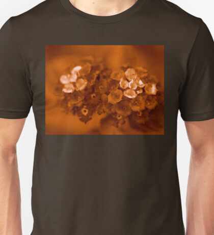 Lantana Sepia Unisex T-Shirt