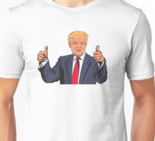 Donald Trump Thumbs Up Unisex T-Shirt