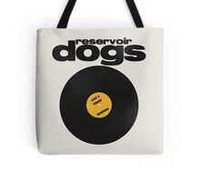 Reservoir Dogs Minimal Tote Bag