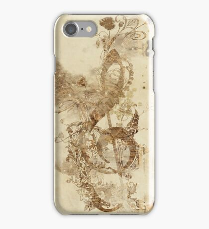 the golden key iPhone Case/Skin