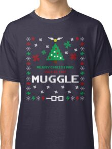 Merry Christmas Ya Filthy Muggle Classic T-Shirt